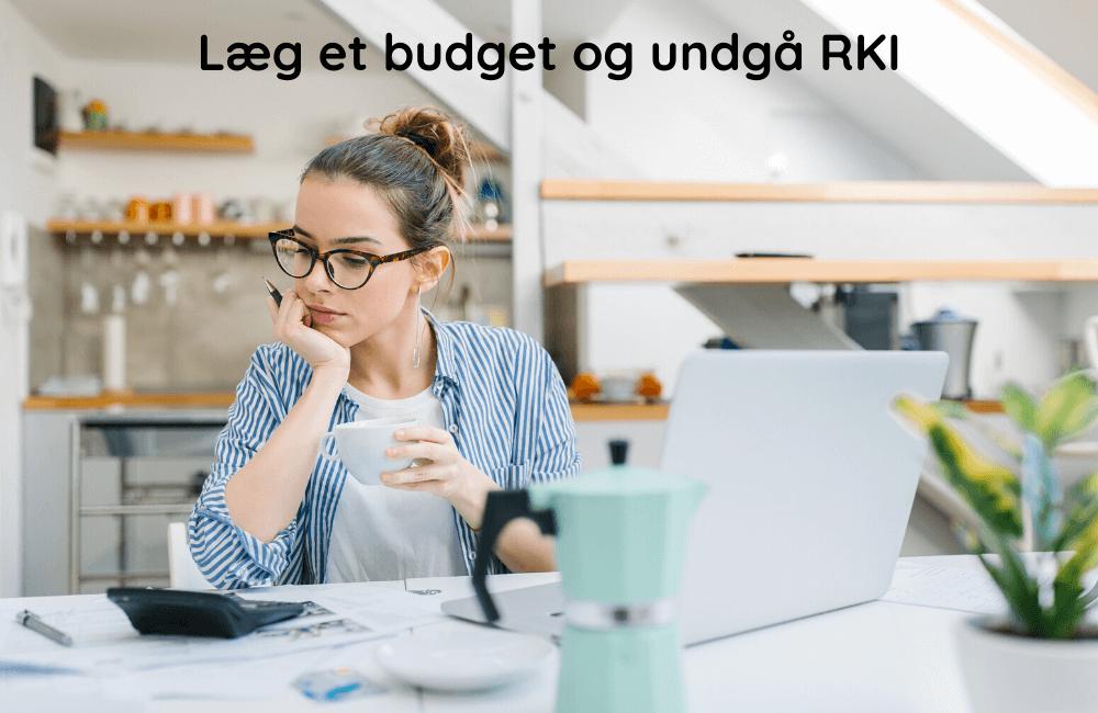 Læg et budget